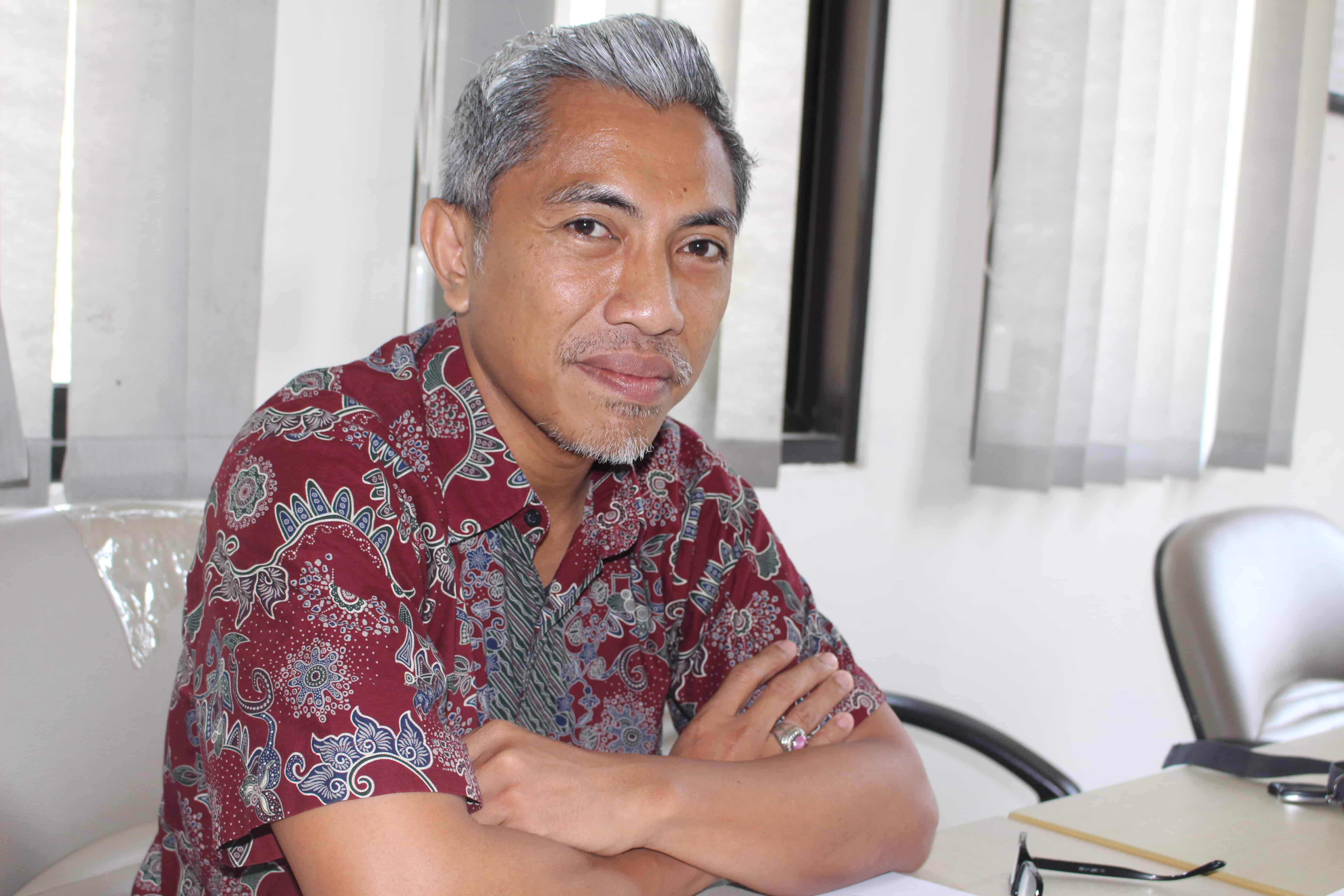 Dr. Muhammad Anshar, M.Si