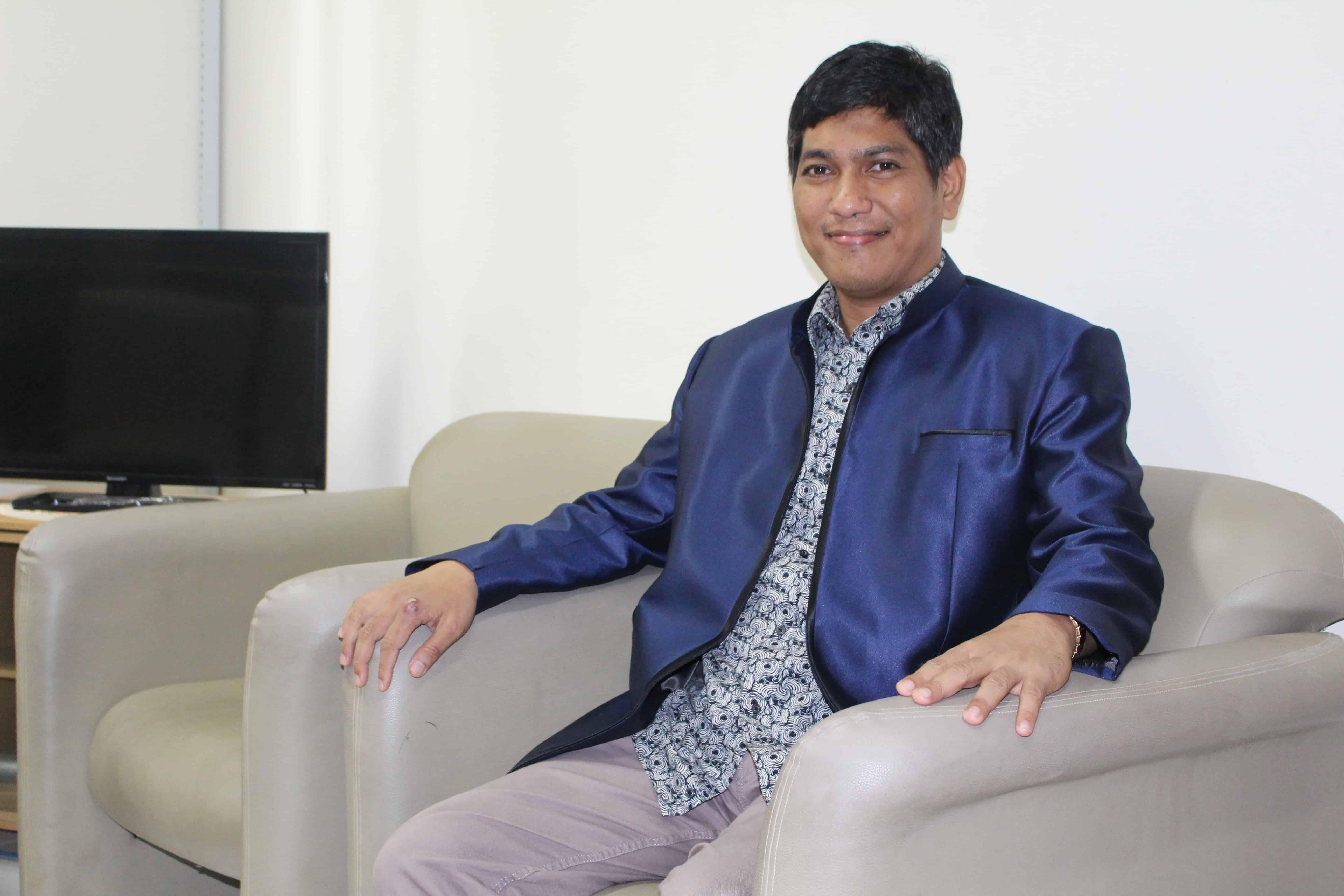 Dr. Muhammad Anshar, S.Pt.,M.Si