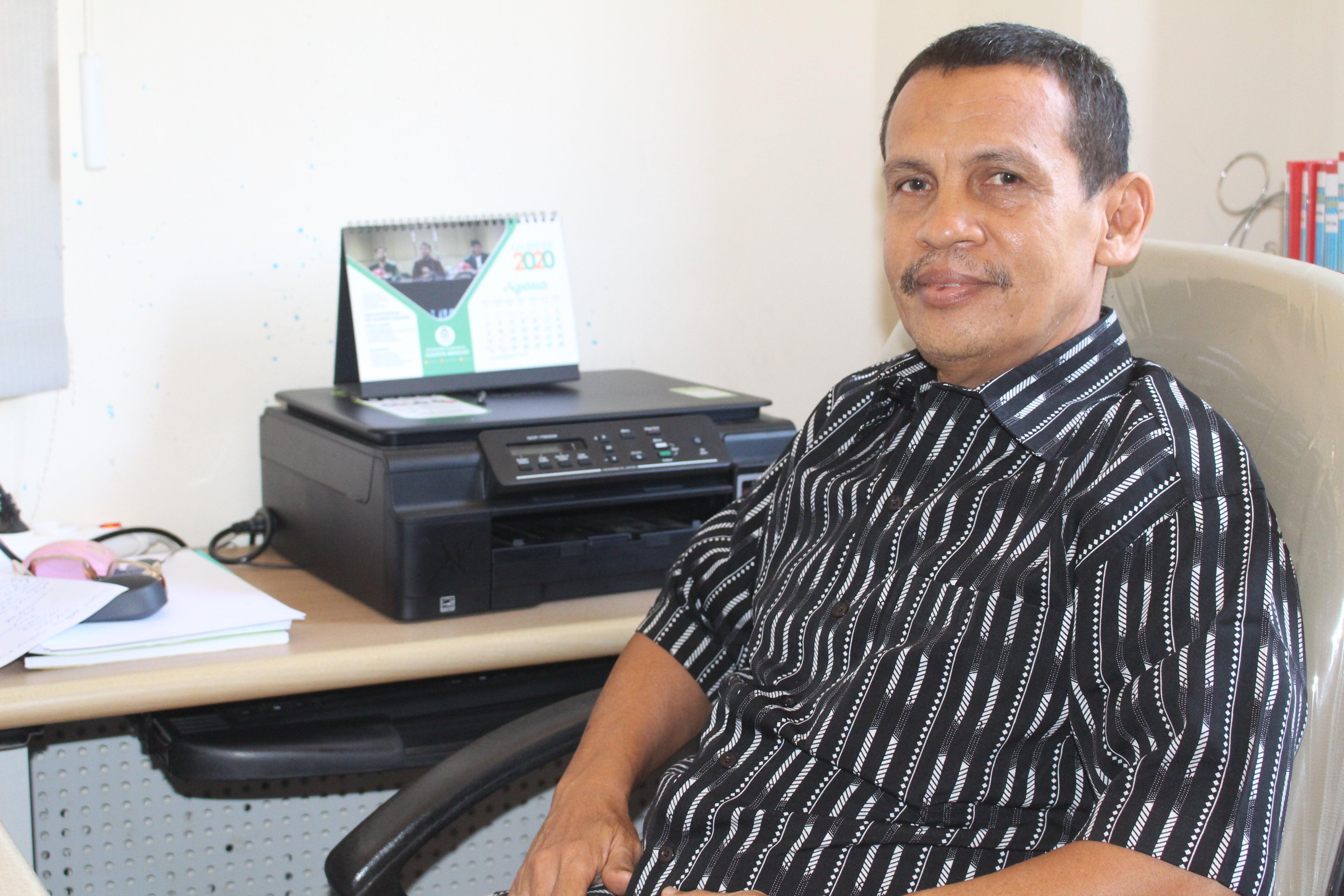 Drs. Irwanuddin, MM