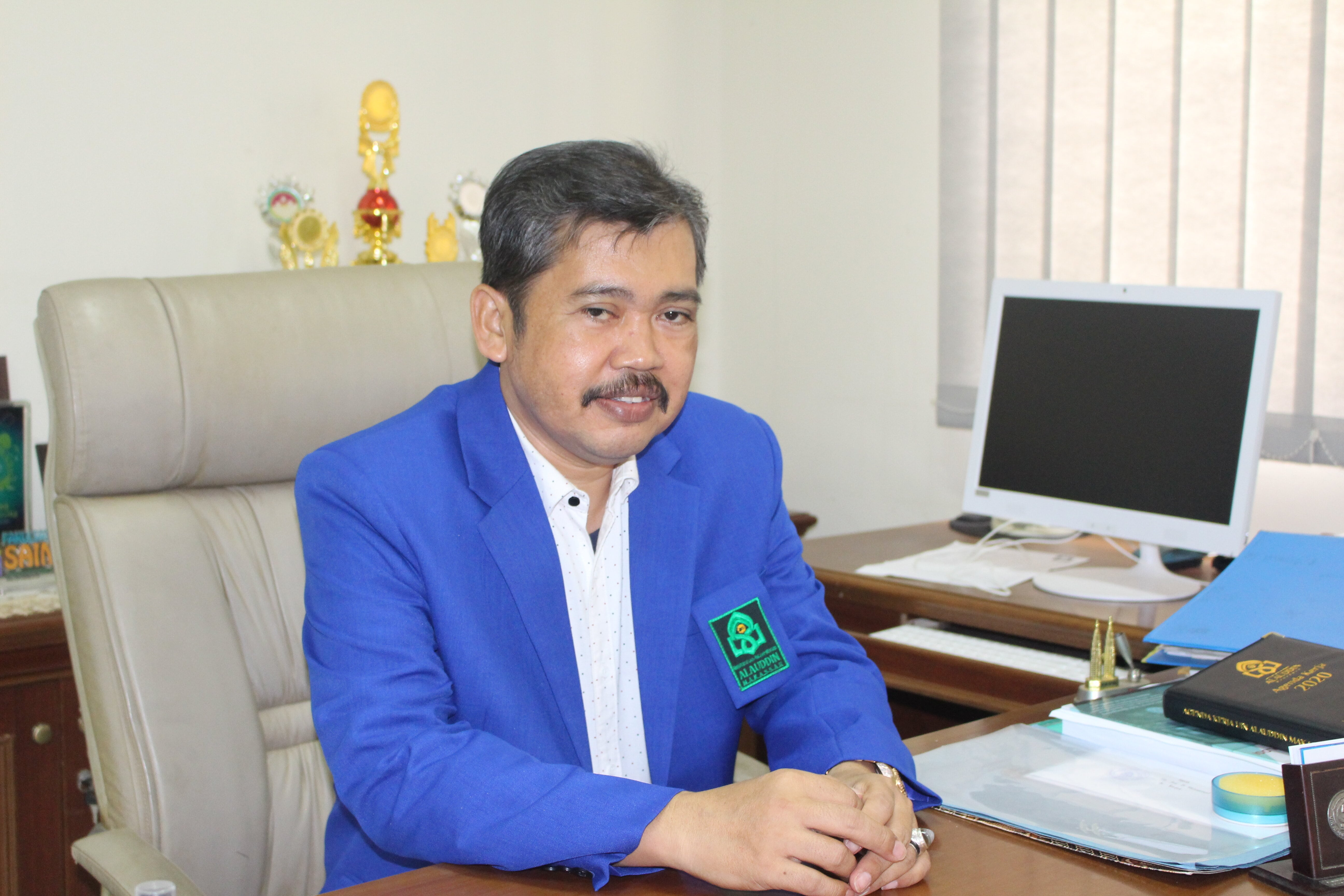 Prof. Dr. Muhammad Halifah Mustami, M.Pd